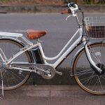 オシャレな電動自転車 カジュナe 入荷しました