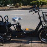 お買い得子乗せ電動自転車 パナソニック ギュット・アニーズ(16年モデル)→完売しました