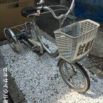 大人用三輪車 アシスタワゴン試乗できます!(期間限定)
