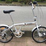 軽~い折り畳み自転車 カリブーライト♪