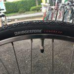 """あなたのタイヤ大丈夫ですか!?ブリヂストン新型タイヤ""""ロングレッド""""入荷しました!"""