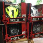 お求めやすいヘルメット BELL CREST入荷しました!
