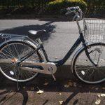 アルミフレームの軽い自転車 丸石 ソアラ入荷しました!