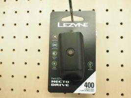 LEZYNE HECT DRIVE 400XL 限定カラー入荷しました!