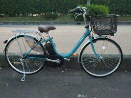 軽い電動自転車!パナソニック ビビ・Lが入荷しました♪