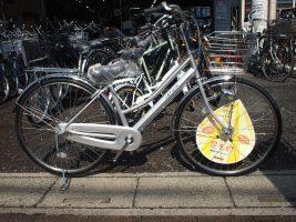 """通学におすすめのお買い得な自転車""""レティシアスクール"""""""