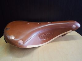 BROOKS B17 Special Copper 購入しました!