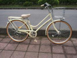 "<span class=""title"">可愛い自転車! Sコレクション KBIR型</span>"